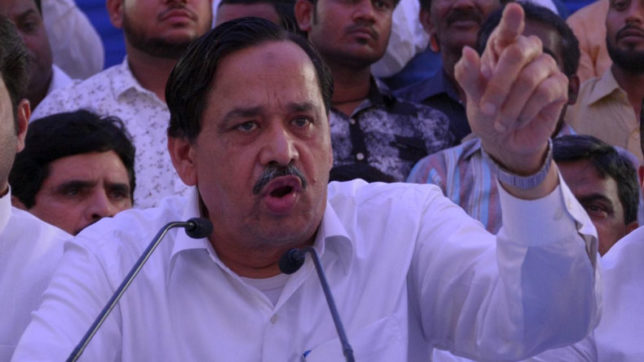 Naseemuddin Siddiqui meets Yogi to seek security cover be continued