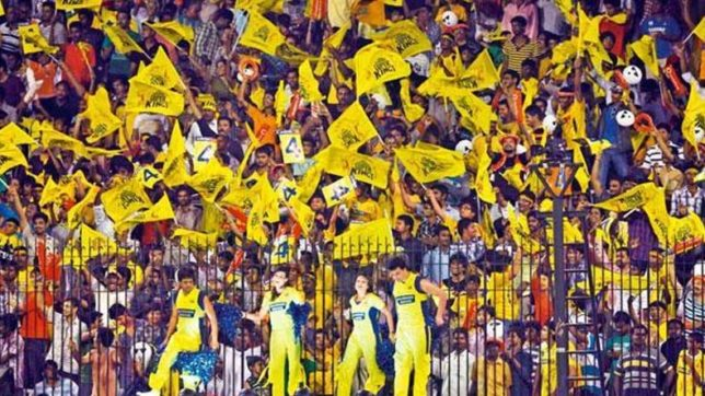 'Whistlepodu' moment for fans, Chennai Super Kings return to Indian Premier League