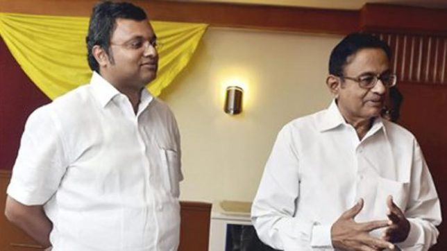 Karti Chidambaram in London; father says 'there is no ban on his travel'