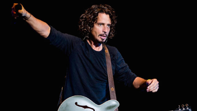 Chris Cornell wasn't himself when he committed suicide: Wife