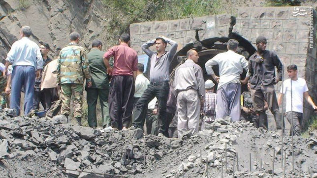 At least 30 injured, 80 trapped by coal mine explosion in Iran