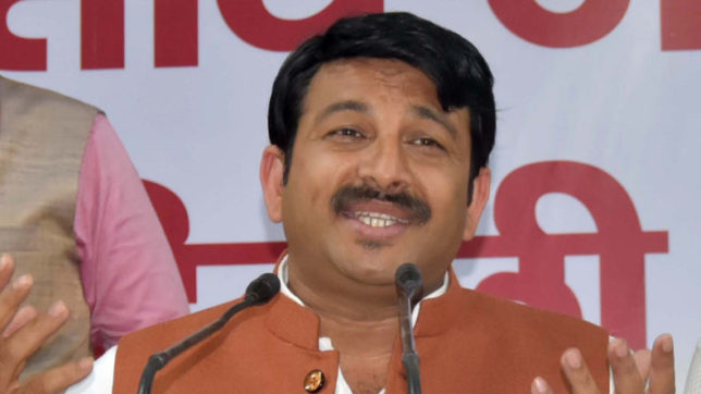 Delhi CM Arvind Kejriwal government's corruption circus exposed, says Manoj Tiwari