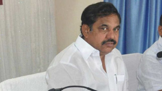 TN CM Edappadi Palaniswamimeets PM, seeks Central help for various schemes