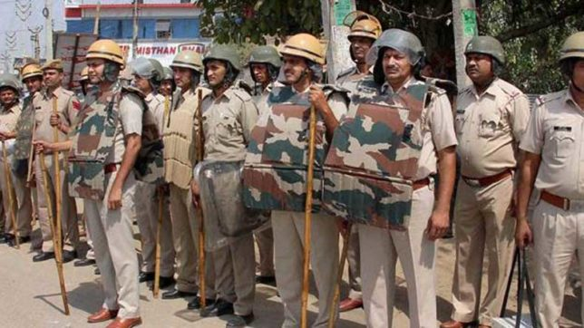 Haryana Police proposes engaging police officers from north-eastern states