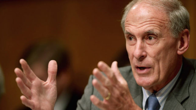 US intel chief says Pakistan-based terror groups planning to attack India, Afghanistan