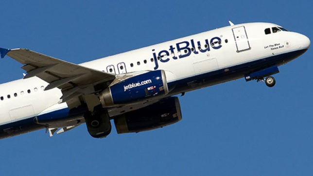 Family kicked off JetBlue flight after argument over birthday cake