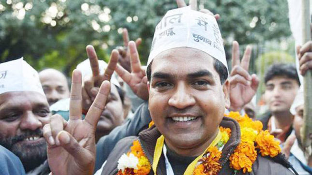 BJP demands Kejriwal's resignation after Kapil Mishra's allegation