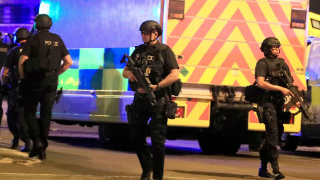 Police arrest another suspect in Manchester terror probe