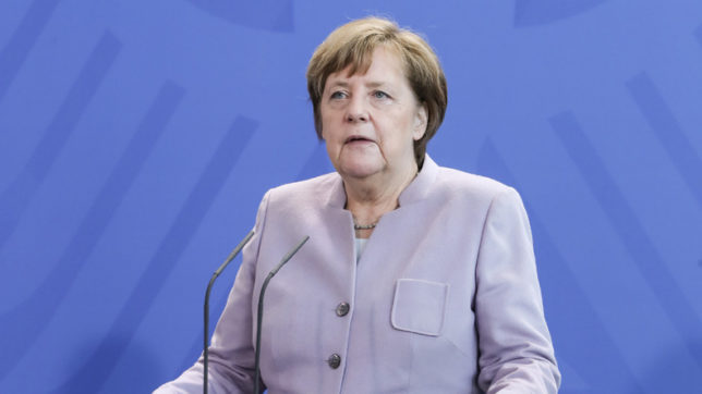 Merkel's party wins Schleswig-Holstein state election Projections