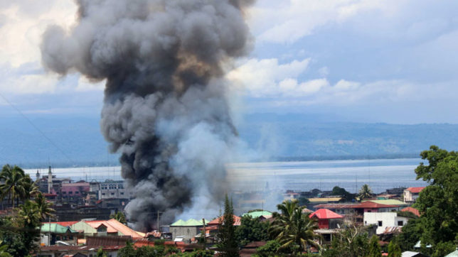 Philippines-clashes-army-and-militants