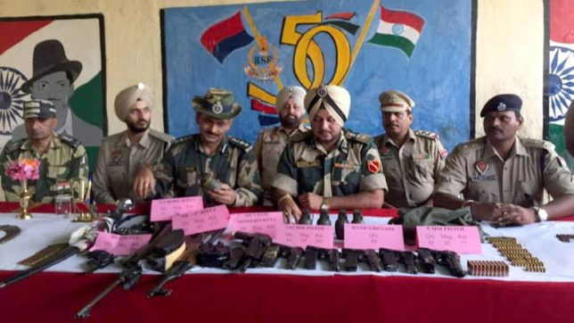 Punjab Police, BSF bust terror module with Canada-Pakistan links