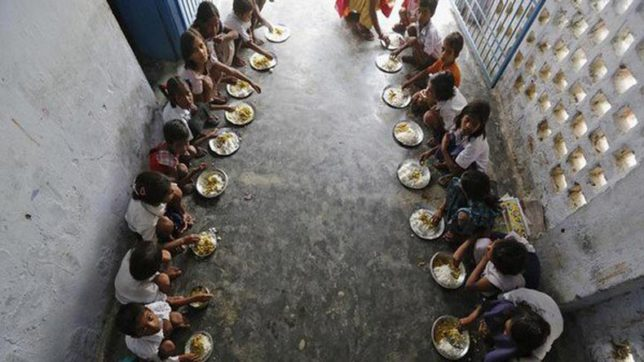 Rats-were-not-enough-Now-a-snake-found-in-mid-day-meal-in-Haryana-school