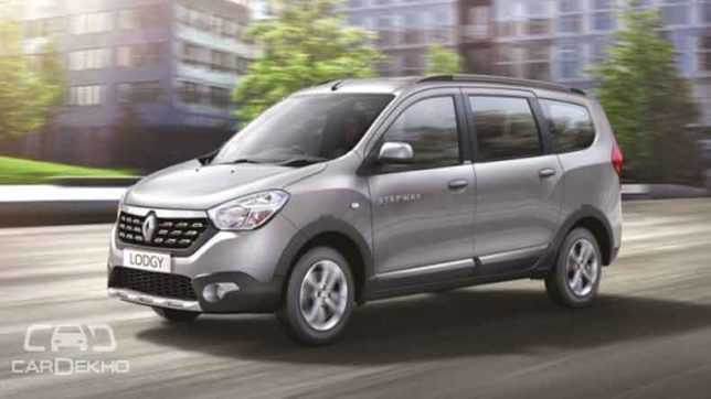 Living Cars: First Drive — Renault Lodgy Stepway
