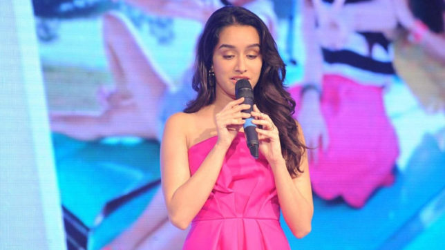 Grateful for getting training from NBA coaches, says Shraddha Kapoor