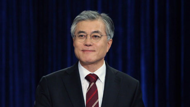 South Korean President Moon Jae-in accepts PM's resignation