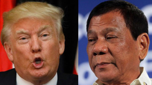 In leaked phone call, Trump tells Duterte that Kim Jong Un is a 'madman with nuclear weapons'
