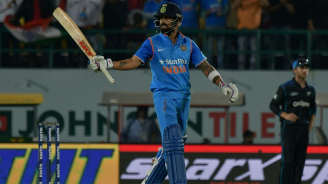 India beat New Zealand by 45 runs in warm-up tie
