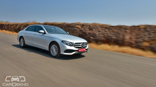 Mercedes-Benz to introduce smaller petrol engines