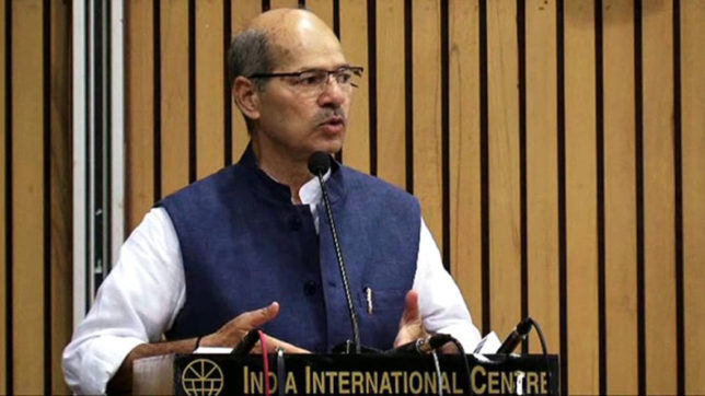 Union Minister Anil Madhav Dave passes away; PM Modi expresses grief