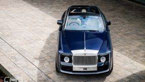 Meet one-off Rolls-Royce on this planet — Sweptail