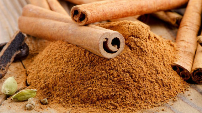 Cinnamon may cut risk of heart disease