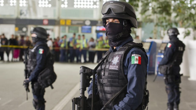 One killed in shootout between army, fuel thieves in Mexico