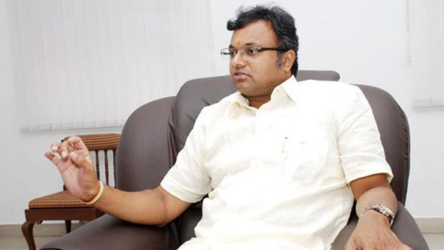 Supreme Court directs Karti Chidambaram to appear before CBI on Aug 23