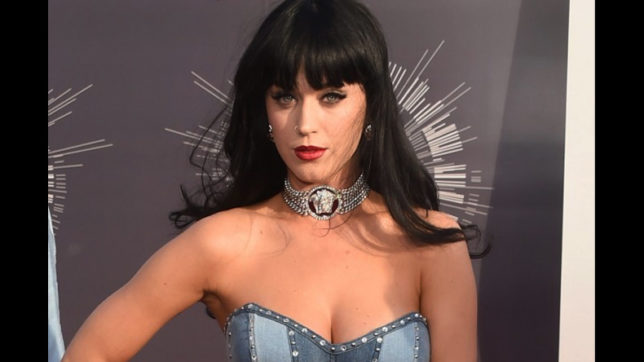 Katy Perry ashamed for having suicidal thoughts