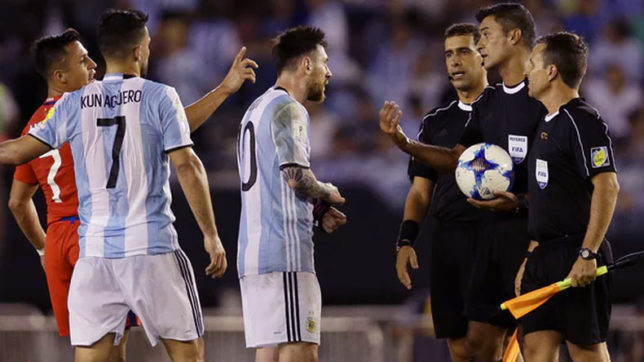 FIFA reduces Barcelona star Lionel Messi's four-match ban to one