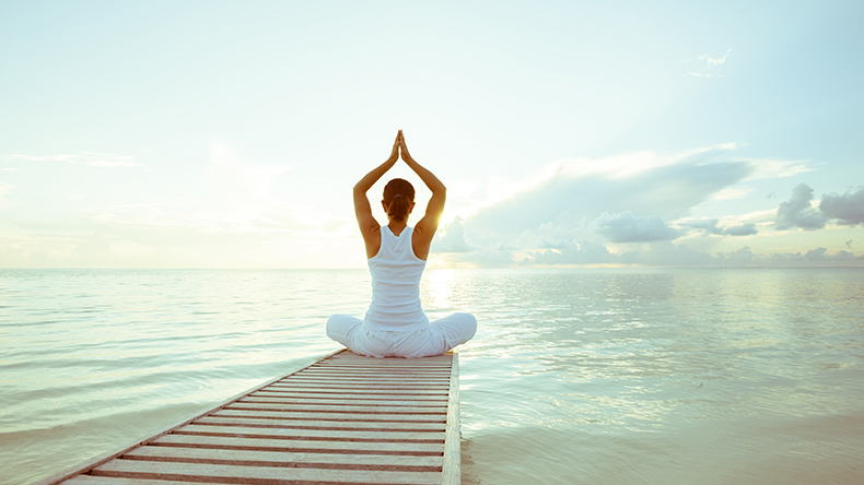 10 minutes of daily meditation can ward off anxiety