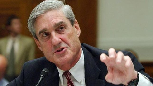 US names special counsel for Russia probe