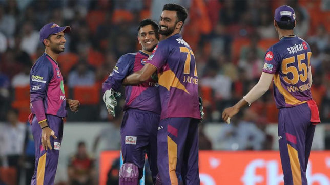 IPL 2017, RPS vs KXIP: Rising Pune Supergiant beat Kings XI Punjab by 9 wickets, seal playoff berth