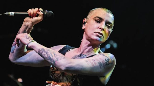 Sinead O'Connor threatens to commit suicide