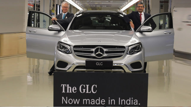 Luxury car maker Mercedes-Benz India reduces 'Made in India' product prices