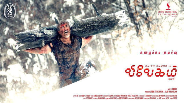 'Vivegam' new poster — Special treat for Thala Ajith's fans on his birthday!
