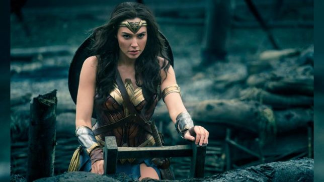 Gal Gadot couldn't breathe in tight Wonder Woman outfit