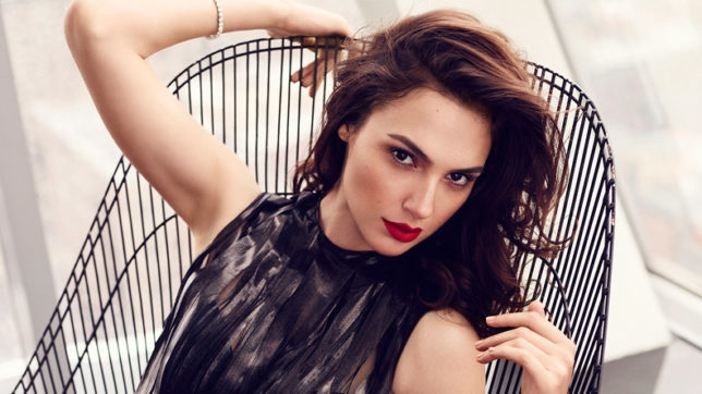 'Wonder Woman' star Gal Gadot likes 'strong lips'