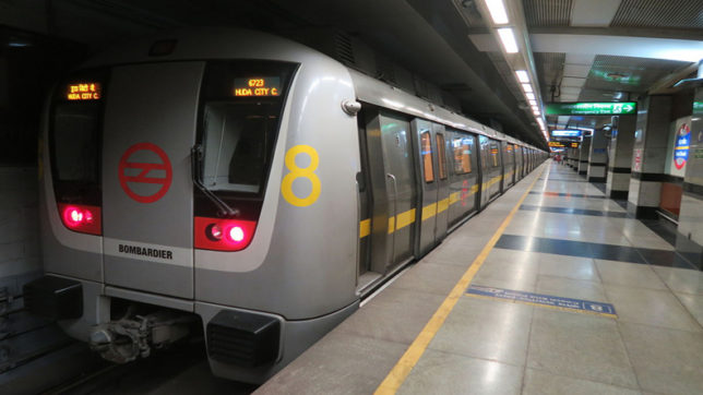 Services on Delhi Metro's Yellow Line hit after snag