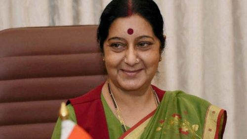 Sushma Swaraj comes to aid of Pakistani boy with heart ailment
