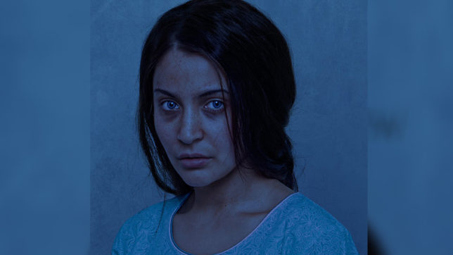 Anushka Sharma looks unrecognisable in first poster of 'Pari'