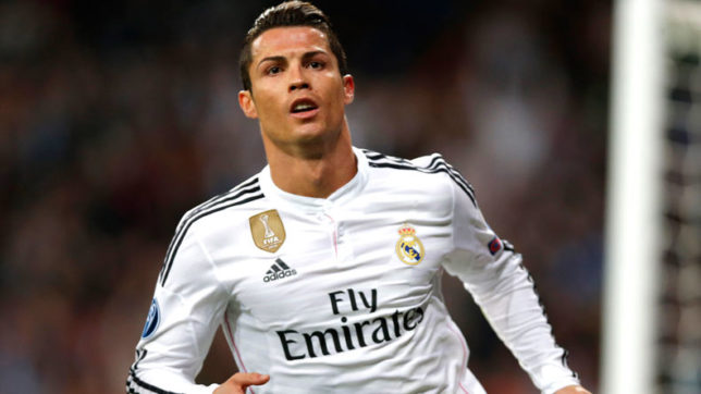 Cristiano Ronaldo creates Champions League record with a goal in all 6 group stage clashes