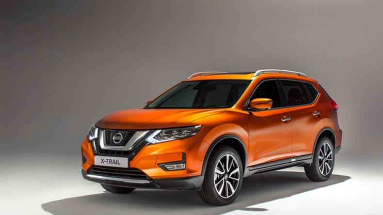 India-Bound Nissan X-Trail Facelift Revealed