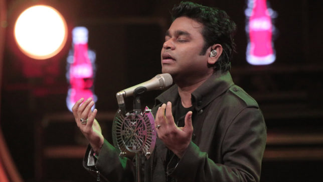 I've grown as I take criticism positively: A.R. Rahman