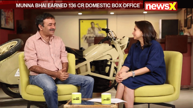 At The Movies with Anupama Chopra: In conversation with Rajkumar Hirani on his first directorial venture Munna Bhai MBBS