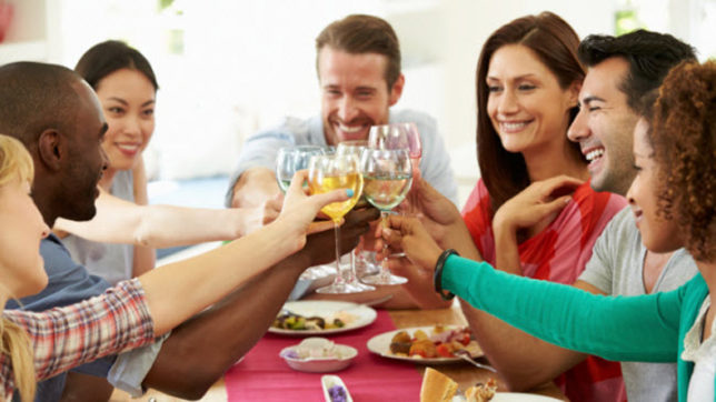 Drinking 3-4 times a week may lower risk of diabetes: Study