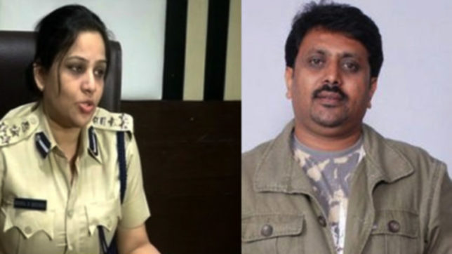 Sasikala bribegate: Filmaker AMR Ramesh to direct a biopic on IPS officer Roopa?