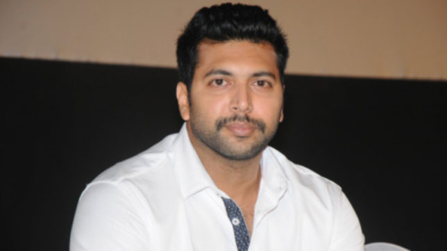 First look of Jayam Ravi's 'Tik Tik Tik' on July 17