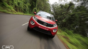 Tata, Tata Nexon, latest atat car, compact SUV, Nexon petrol, Renault Duster, Range Rover, Evoque, daytime running lamps, Apple CarPlay, auto news, breaking news, top news, latest news, breaking news, top news,