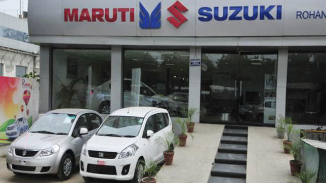 GST effect: Maruti Suzuki reduces vehicle prices by up to 3%