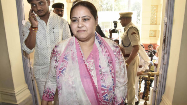 After Lalu Prasad Yadav, raids conducted at daughter Misa Bharti's places